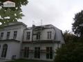 Neue Schiefereindeckung der Villa Bordward