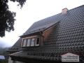 Neue Dacheindeckung und Metallarbeiten