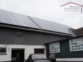 Unsere eigene Photovoltaik-Anlage